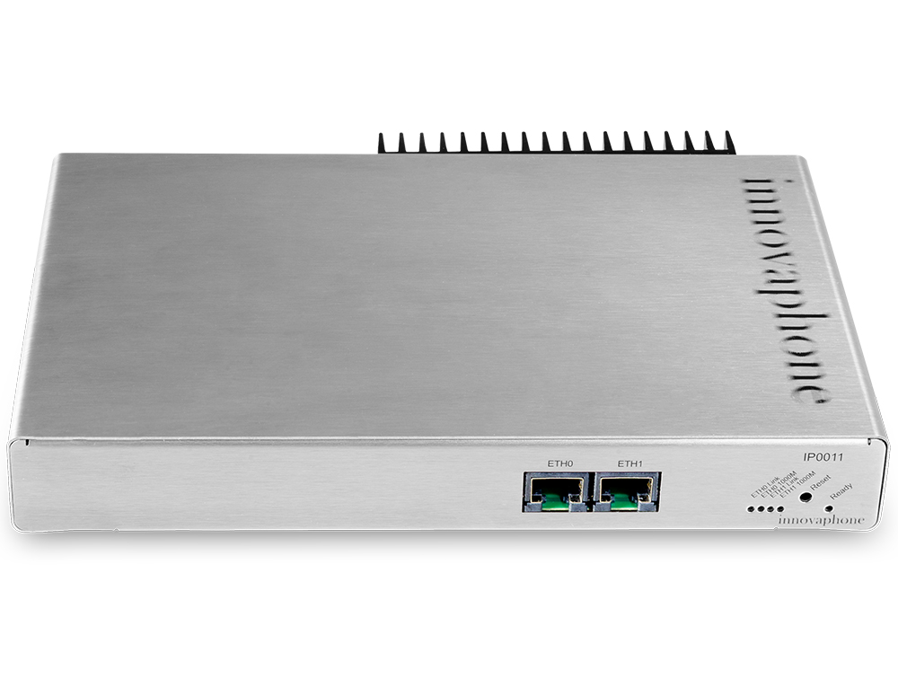 innovaphone voip gateway IP0011 frontal de